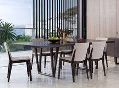 Feathers - Nick Leary Art Collection - Our Collection - King Living King Furniture, Furniture Dining Table, Round Dining Table, Outdoor Furniture Sets, Dining Chairs, Dining Set, Dining Room, Timber Shelves, Lounge Couch