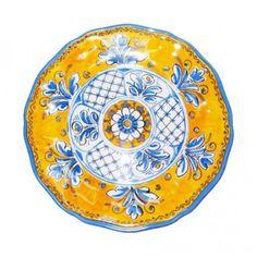 Farbenfrohe, traditionelle Dekore, bruchbeständig, ideal für draussen und drinnen. Bei casabruno.com/american-homedecor