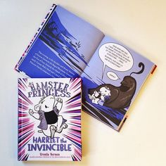 Image result for Hamster Princess: Harriet the Invincible