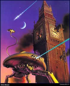 War Of The Worlds by Chris Moore
