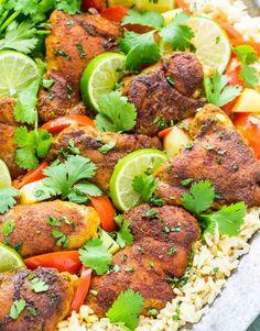 Slow Cooker Chicken CurryReally nice recipes. Every hour.Show me  Mein Blog: Alles rund um Genuss & Geschmack  Kochen Backen Braten Vorspeisen Mains & Desserts!