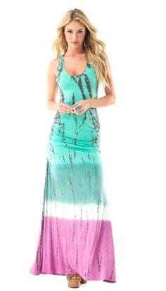 boutique flirt - Sky Larke Maxi Dress Tie Dye Green, $220.00 (http://www.boutiqueflirt.com/sky-larke-maxi-dress-tie-dye-green/)