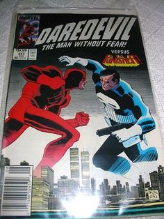 Daredevil #257 Punisher X-Over, NM-Mint