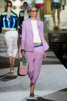 DSQUARED2 SPRING/SUMMER 2015 WOMENSWEAR COLLECTION