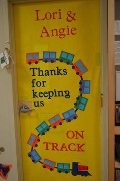 Teacher Appreciation Door Decorating Ideas Southland
