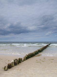 Poland - Baltic coast in Międzyzdroje