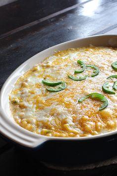 Cheesy Mexicorn Dip