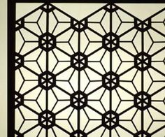 japanese lattice patterns