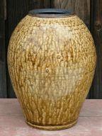 Guy Wolff Pottery ash fired glaze