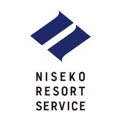 NISEKO RESORT SERVICE - 株式会社エイプリル Typography Logo, Logos, Logo Branding, Lettering, Brand Identity Design, Branding Design, Resort Logo, Japan Logo, Logo Shapes