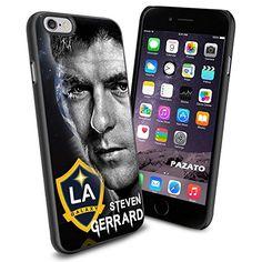 MLS STEVEN GERRARD LA GALAXY , Cool iPhone 6 Smartphone Case Cover Collector iphone TPU Rubber Case Black Phoneaholic http://www.amazon.com/dp/B00V82EQYU/ref=cm_sw_r_pi_dp_LIknvb0T1AS1B