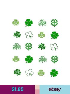 Clover Logo, Four Leaf Clover Tattoo, Clover Tattoos, Tattoo Now, Card Tattoo, Mini Tattoos, Cute Tattoos, Shamrock Tattoos, Irish Symbols