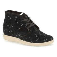 Women's Clarks Jamilah Mid Chukka Boot Combination