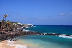 Playa Ancla, Costa Teguise