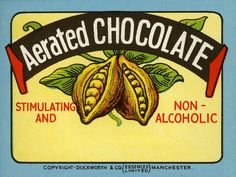 Aerated Chocolate How To Make Labels, Alcohol, Chocolate, Soda, Stickers, Rubbing Alcohol, Liquor, Beverage, Soft Drink