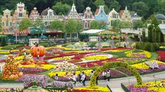 Everland Resort in South Korea is a theme park/zoo.   - photo from ScienceLakes