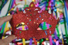 Ó Abre Alas: minha máscara de Carnaval! | Blog da Ana