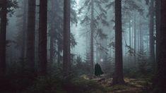 """Black Swordsman in the Forest"" by Fazal-sama.deviantart.com on @DeviantArt"