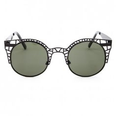 cutout metal sunglasses