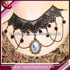 i8 Black Lace Choker, China Buy, Chokers, Retro, Jewelry, Fashion, Moda, Jewlery, Jewerly