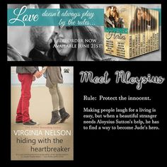 Smitten with Reading: Promo Post: Hiding with the Hearbreaker by Virgini...