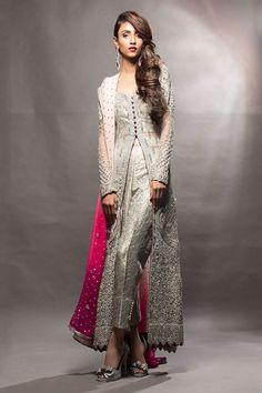 LIFESTYLE 350: Zainab Chottani Bridal Dresses 2016-2017 Collection