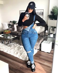 Super Birthday Outfit Ideas For Women Clubwear Bathing Suits Ideas Chill Outfits, Curvy Outfits, Dope Outfits, Swag Outfits, Trendy Outfits, Denim Fashion, Girl Fashion, Fashion Outfits, Fashion Styles