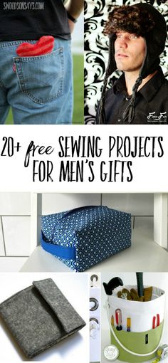 20+ Free Sewing Proj