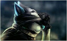 A furry version of my favorite game in the world call of duty ghosts