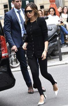 Posh Beckham, Victoria Beckham Outfits, Professional Attire, Queen Victoria, Asian Girl, Girl Fashion, Autumn Fashion, Street Style, My Style