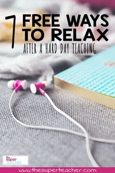 Teacher stress is a real thing. Teaching uses up a lot of energy, and everyone needs a little self care now and then. Here are some FREE ways to relax at home! Kindergarten Teachers, Teaching Kids, Teaching Resources, Classroom Hacks, Preschool Classroom, Everything Preschool, Starting A Daycare, First Day Activities, Family Child Care