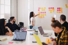Besseres Content Marketing dank Design Thinking Change Management, Project Management, Management Company, Event Management, Business Management, Big Five For Life, Social Media Marketing, Digital Marketing, Content Marketing