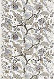 Sinhala Linen Print - Stone ................oooooohhhh ahhhhhhh!