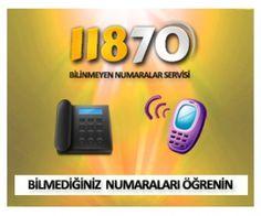 Hemen 11870'i arayın, arayan numara kime ait öğrenin.