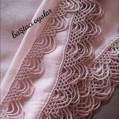 59 Most Unique Crochet Needlework Models of 2019 Yılının En Benzersiz 59 Tığ İşi Oya Modelleri 59 Most Unique Crochet Needlework Models of 2019 - Crochet Border Patterns, Crochet Lace Edging, Crochet Fabric, Crochet Shirt, Unique Crochet, Crochet Trim, Crochet Designs, Lace Embroidery, Hand Embroidery Designs