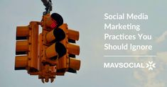 Social Media Marketing Practices You Should Ignore