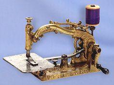 DWClark 1850s CT chainstitch