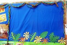 for my jungle theme Preschool Zoo Theme, Jungle Theme Classroom, Classroom Decor Themes, Toddler Classroom, Classroom Displays, Kindergarten Classroom, Classroom Organization, Preschool Crafts, Classroom Ideas