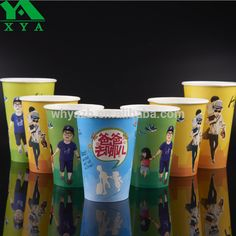 Check out this product on Alibaba.com App:8oz disposable cold beverage cups https://m.alibaba.com/67Vviu