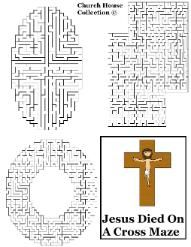 Church House Collection Blog: Jesus Died On The Cross