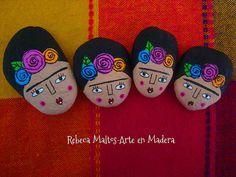 Piedras Frida Kahlo