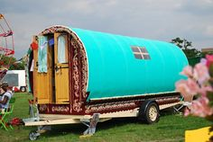 gypsy home, nice for naps on the go