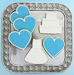 I like this wedding cake