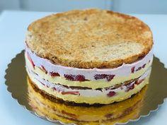Fruit Recipes, Cheesecake Recipes, Sweet Recipes, Baking Recipes, Dessert Recipes, Desserts, Torte Recepti, Kolaci I Torte, Torta Recipe