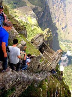 Machu Pichu, Zuid-Amerika