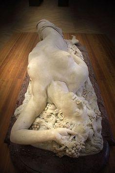 Auguste Clesinger, Bacchante, 1848