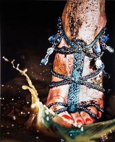 Marilyn Minter - walk of shame