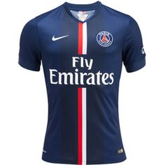 eb70e2df394178 Paris Saint-Germain 2014 Home Jersey by Nike at In2Sports Top League