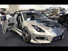 350z custome | modified 350z veilside front widebody and fender semi conversion - 6G ...