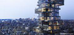56 leonard street | NEW YORK | 56 Leonard Street | 250m | 821ft | 57 fl | U/C